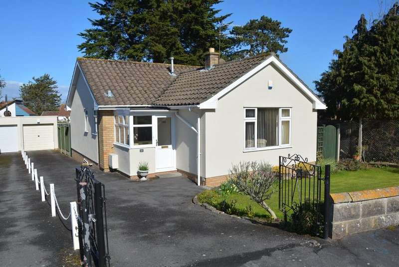 2 Bedrooms Detached Bungalow for sale in Robin Drive, Hutton, Weston-super-Mare