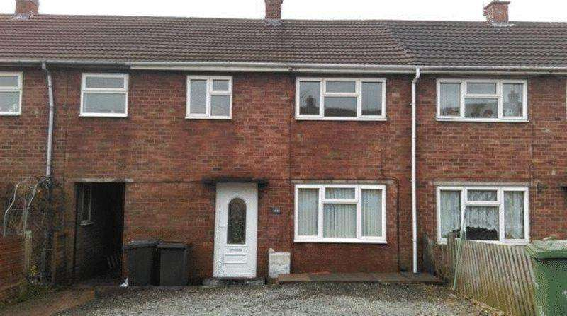 3 Bedrooms Terraced House for rent in Hillcrest Road, Nuneaton, CV10 9HH