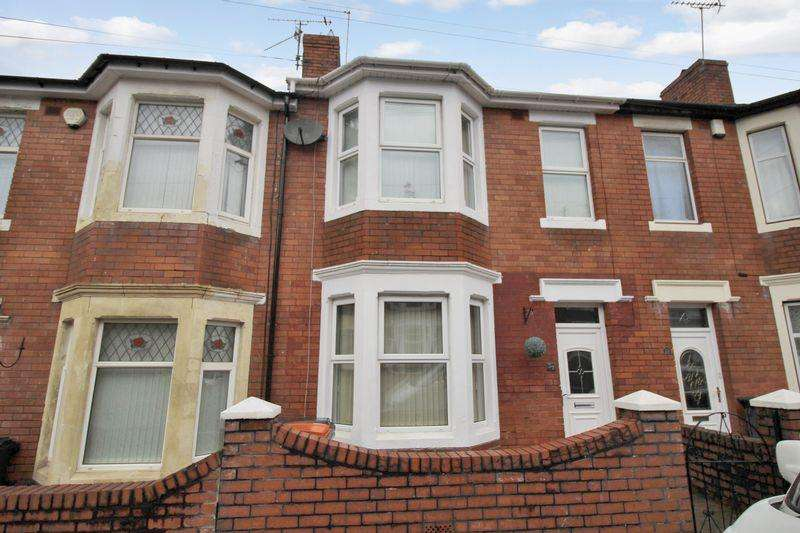 3 Bedrooms House for sale in Cumberland Road, Newport