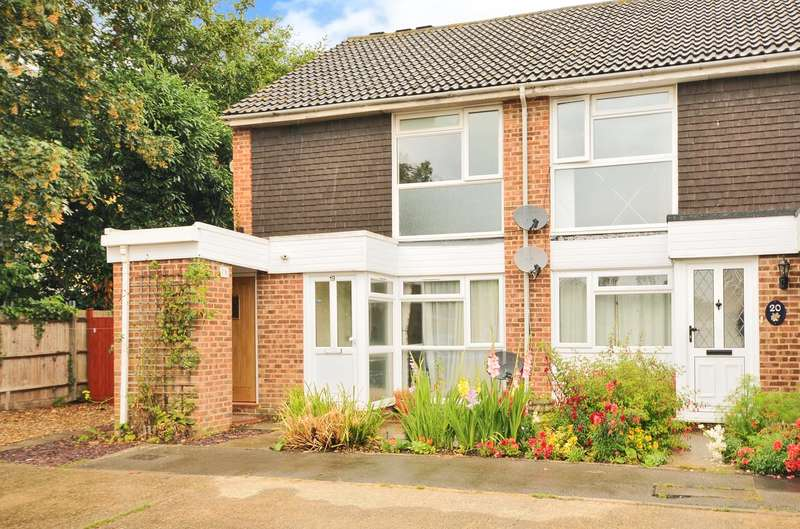1 Bedroom Apartment Flat for sale in Beeton Close, Pinner, HA5
