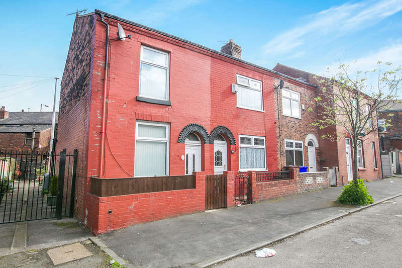2 Bedrooms Terraced House for rent in Woodland Road, Gorton, Manchester, M18