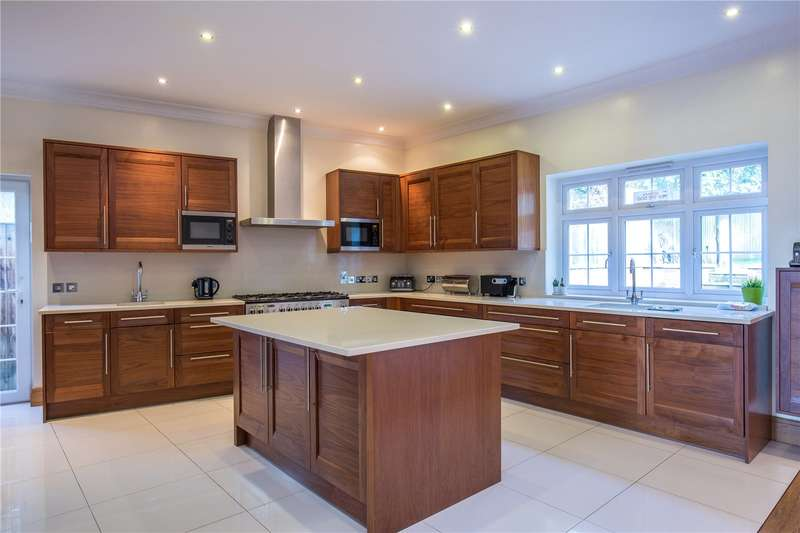 7 Bedrooms Detached House for sale in Broughton Avenue, Finchley, London, N3