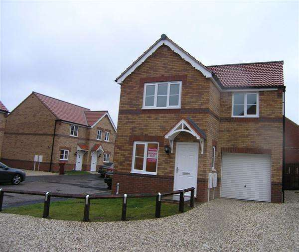 3 Bedrooms Detached House for rent in Connaught Road, Scunthorpe