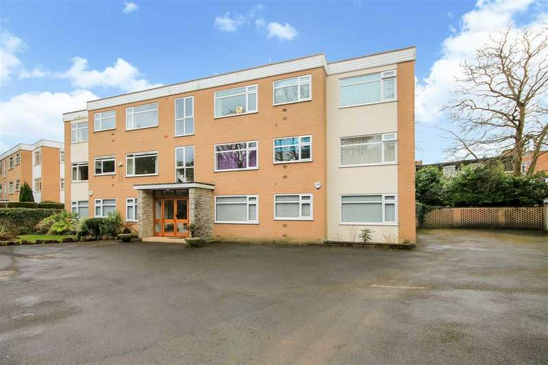 2 Bedrooms Flat for sale in Portarlington Road, Westbourne, Bournemouth