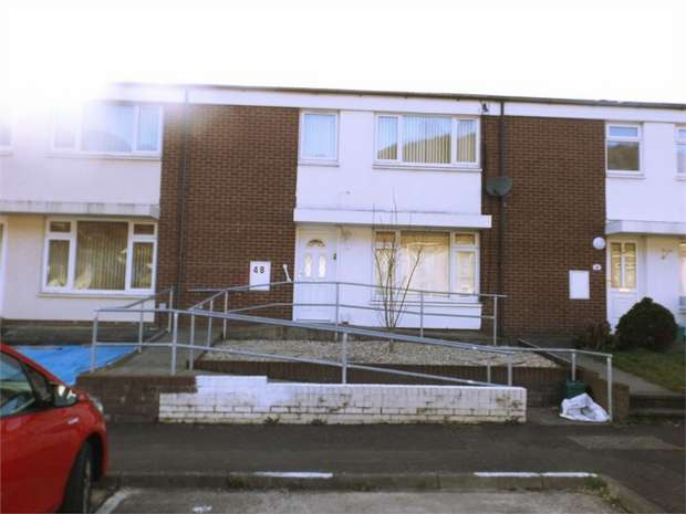 2 Bedrooms Terraced House for sale in Hunter Street, Neath, West Glamorgan