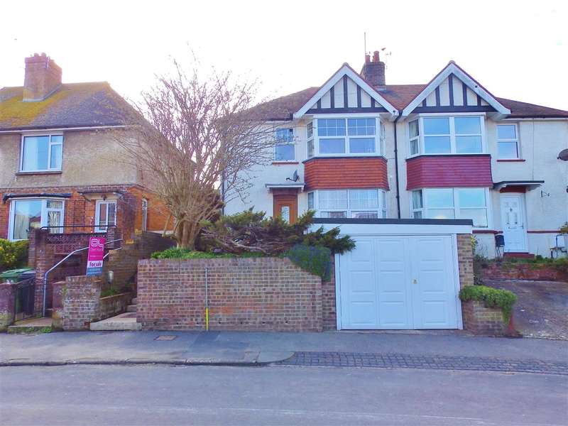 3 Bedrooms Semi Detached House for sale in Colwood Crescent, Eastbourne