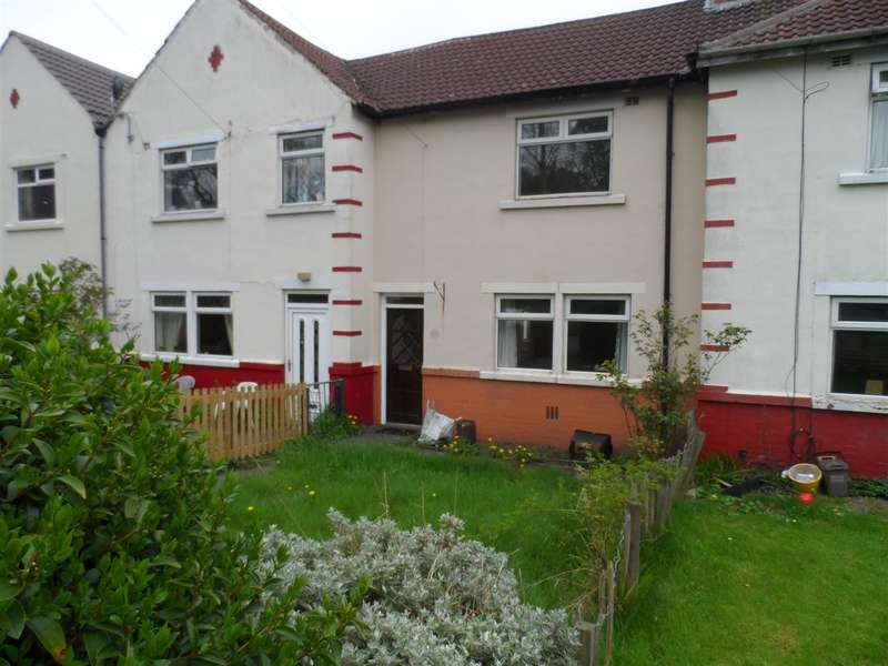 2 Bedrooms Terraced House for rent in Beechwood Drive, Holmfield, Halifax