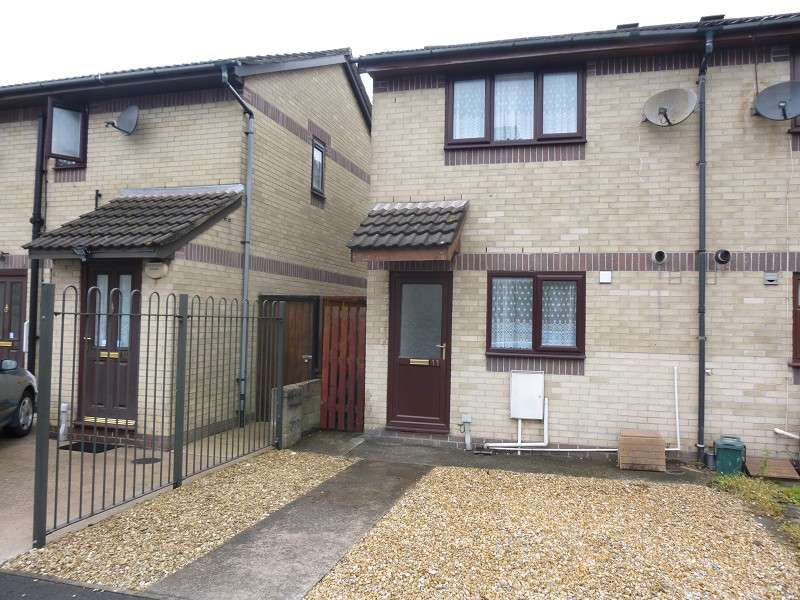 2 Bedrooms End Of Terrace House for sale in Eagle Mews, Port Talbot, Neath Port Talbot. SA13 1DL