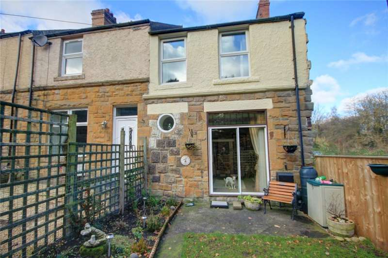 3 Bedrooms End Of Terrace House for sale in Ford Street, Lanchester, Durham, DH7