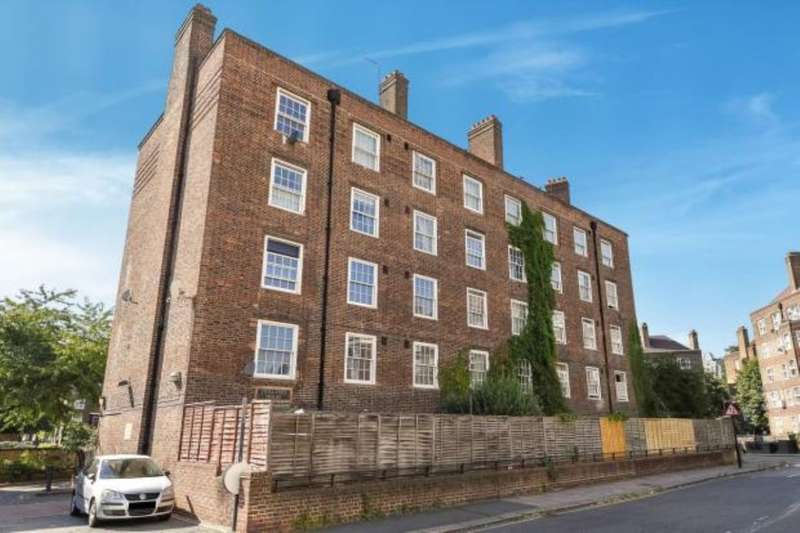 4 Bedrooms Flat for sale in Newburn Street, London, SE11