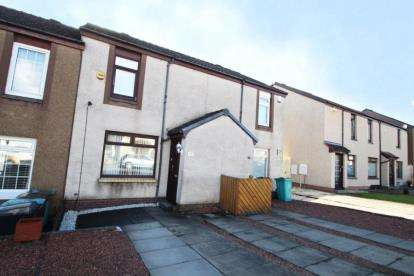 2 Bedrooms Terraced House for sale in Newton Drive, Uddingston