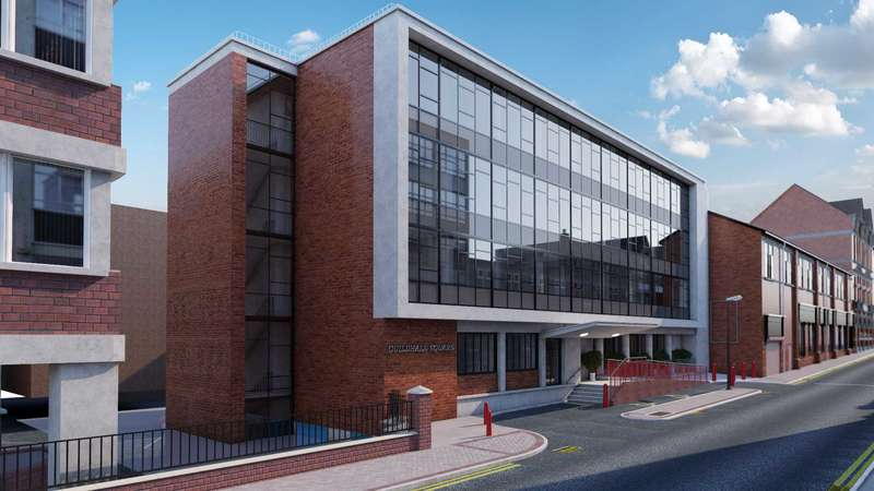 1 Bedroom Flat for sale in Guildhall Square, Preston - 8% Net Yield Assured for 2 Years