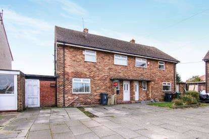 3 Bedrooms Semi Detached House for sale in Whitemeadow Drive, Thornton, Liverpool, L23