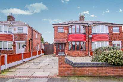 3 Bedrooms Semi Detached House for sale in York Road, Maghull, Liverpool, Merseyside, L31
