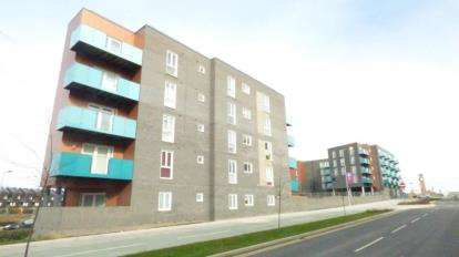 1 Bedroom Flat for sale in 47 Minter Road, Barking