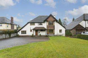 4 Bedrooms Detached House for sale in London Road, Southborough, Tunbridge Wells, Kent