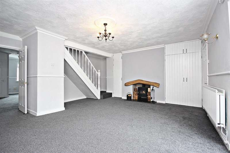 3 Bedrooms Terraced House for sale in Russell Street, Waterhouses, Durham