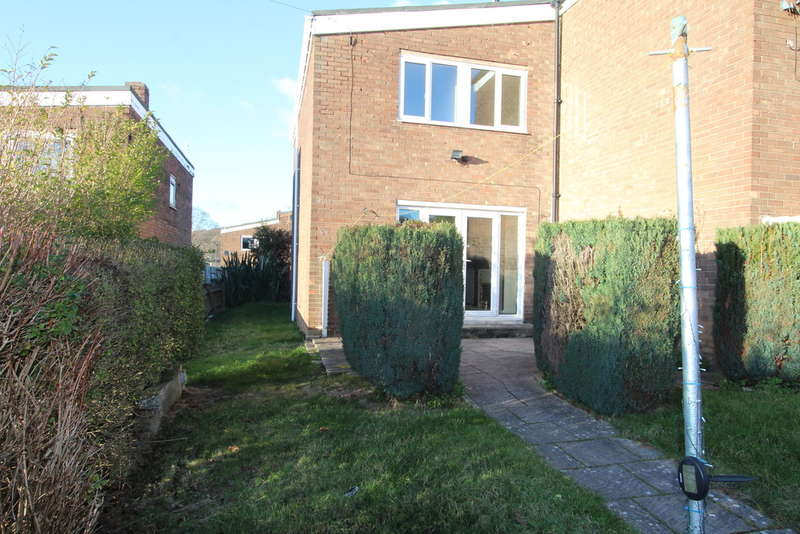 3 Bedrooms End Of Terrace House for rent in Middle Hay Place, Sheffield