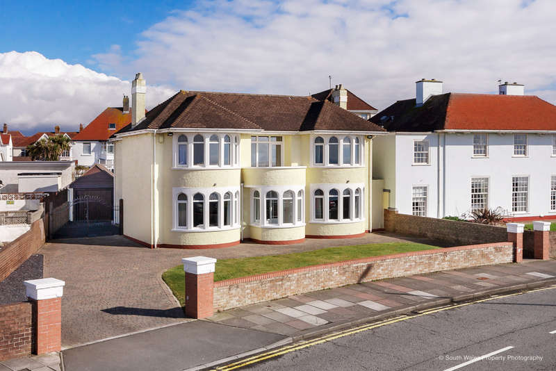 4 Bedrooms Detached House for sale in 12 West Drive, Porthcawl, Bridgend County Borough, CF36 3LS.