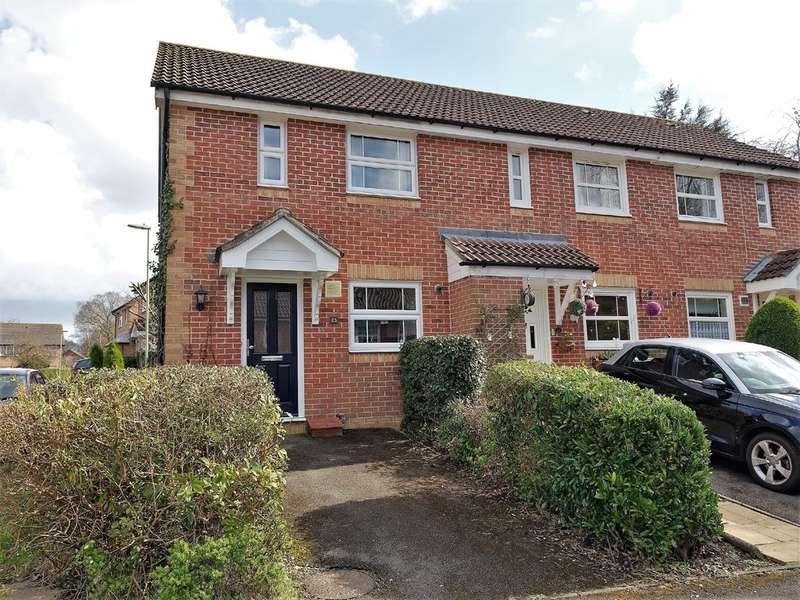 2 Bedrooms End Of Terrace House for sale in Vaughan Road, Dibden