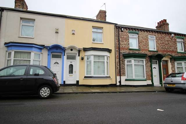 2 Bedrooms Terraced House for sale in Vicarage Avenue Stockton on Tees TS19 0AF