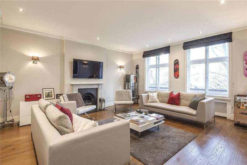 3 Bedrooms Flat for sale in Aberdeen Court, Maida Vale, London, W9