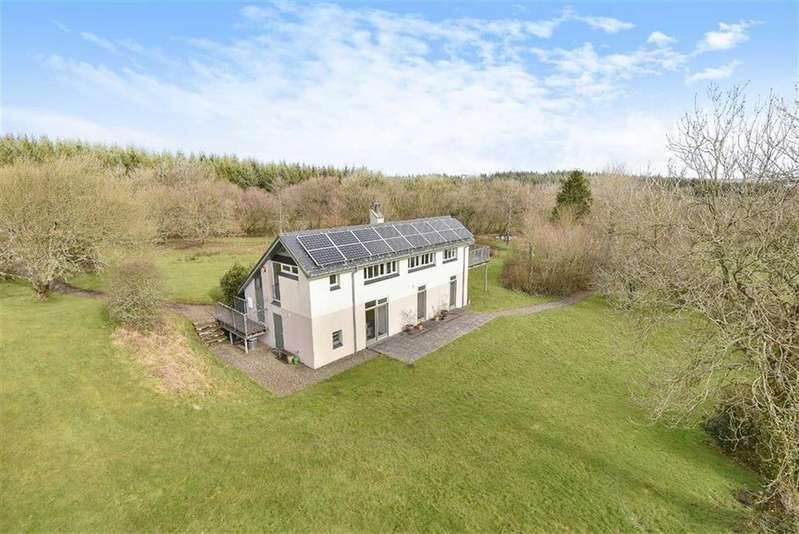 3 Bedrooms Detached House for sale in Leworthy, Holsworthy, Devon, EX22