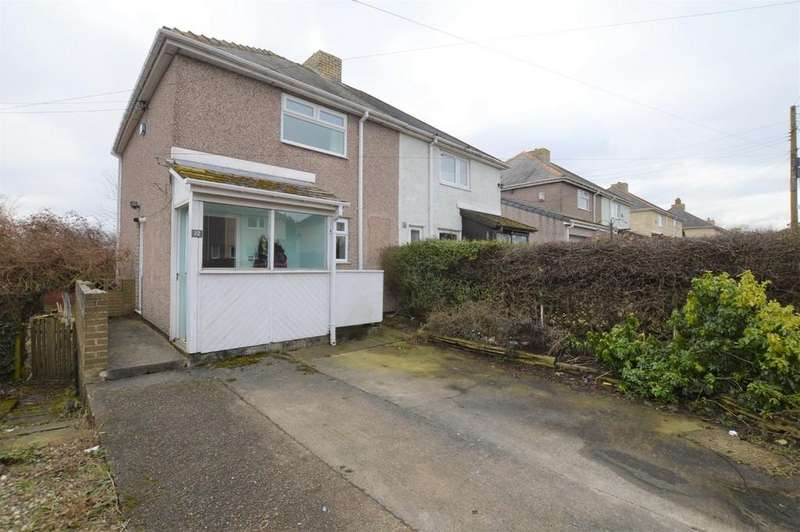 2 Bedrooms Semi Detached House for sale in Burnhills Gdns, Greenside