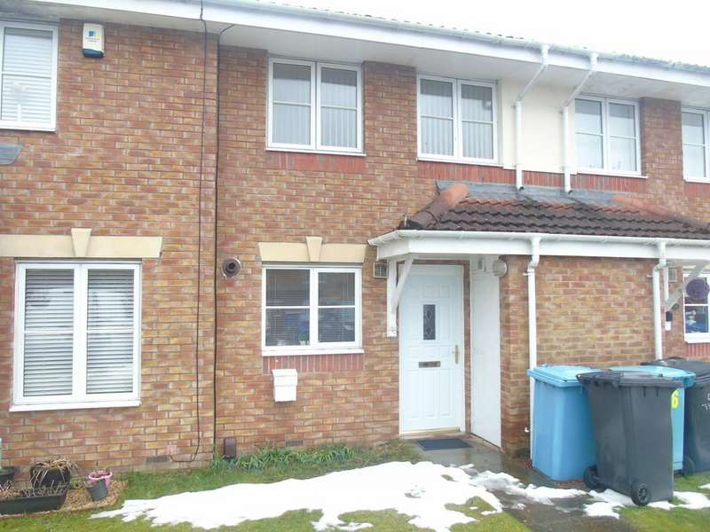2 Bedrooms Terraced House for sale in Cherry Avenue, Abronhill, Cumbernauld, G67
