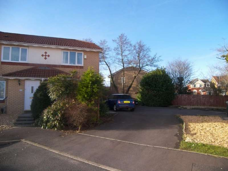 2 Bedrooms End Of Terrace House for sale in Cae Derw, Bryncoch, Neath