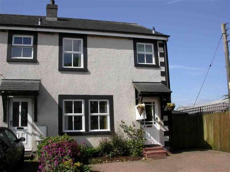 3 Bedrooms Semi Detached House for rent in Skelton, Penrith