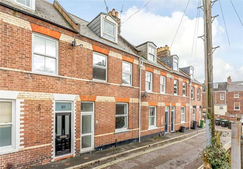 4 Bedrooms House for sale in Old Park Road, Exeter, Devon, EX4