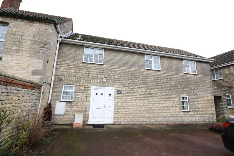3 Bedrooms Semi Detached House for sale in Meadow Close, Metheringham, Lincoln, Lincolnshire, LN4
