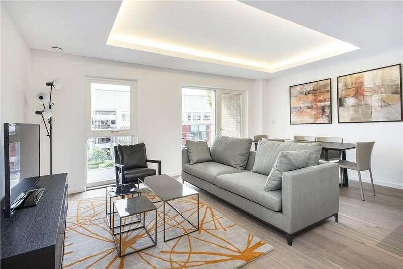 2 Bedrooms Flat for sale in Landau Apartments, 72 Farm Lane, Fulham, London, SW6