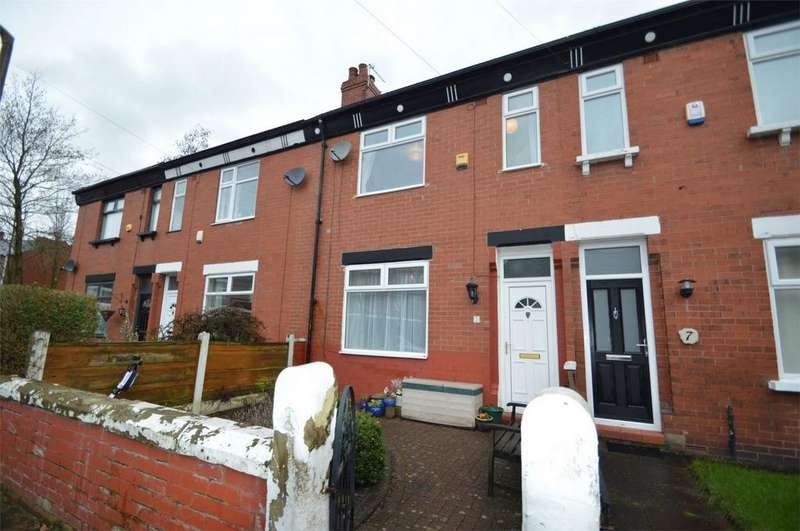 3 Bedrooms Terraced House for sale in Skaife Road, SALE, Cheshire