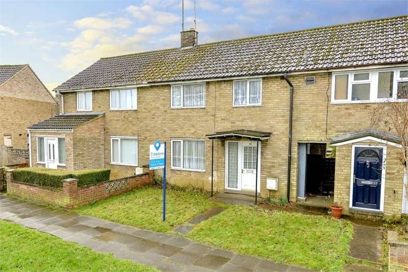 3 Bedrooms Terraced House for sale in Seaton Crescent, Corby, Northamptonshire