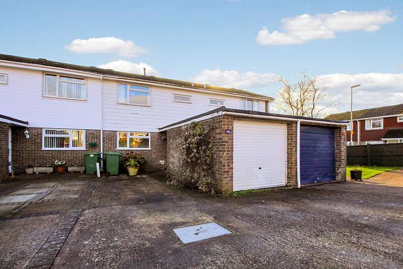 3 Bedrooms Terraced House for sale in Widgeons, ALTON, Hampshire