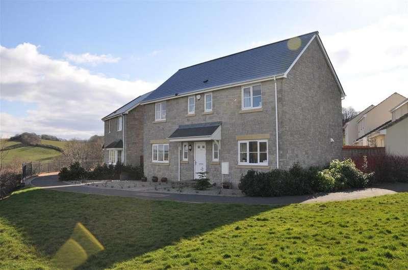 4 Bedrooms Detached House for sale in Watkins Way, Bideford