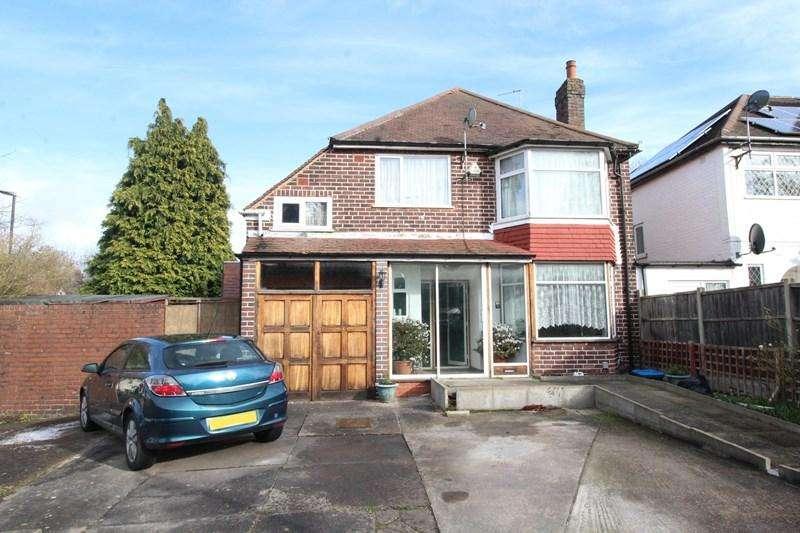 5 Bedrooms Link Detached House for sale in Bibury Road, Hall Green, Birmingham
