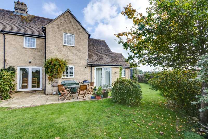 3 Bedrooms Semi Detached House for sale in Linden Lea, Down Ampney, Gloucestershire
