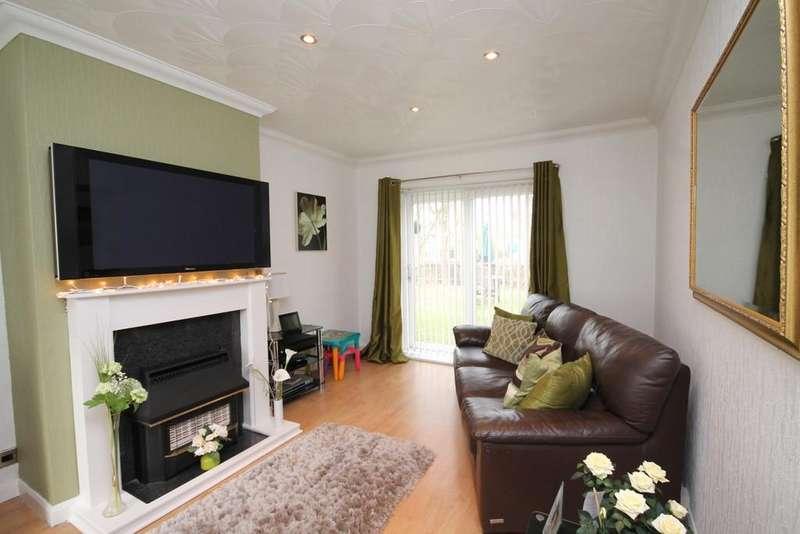 2 Bedrooms Terraced House for sale in Borrowdale Drive, Rochdale