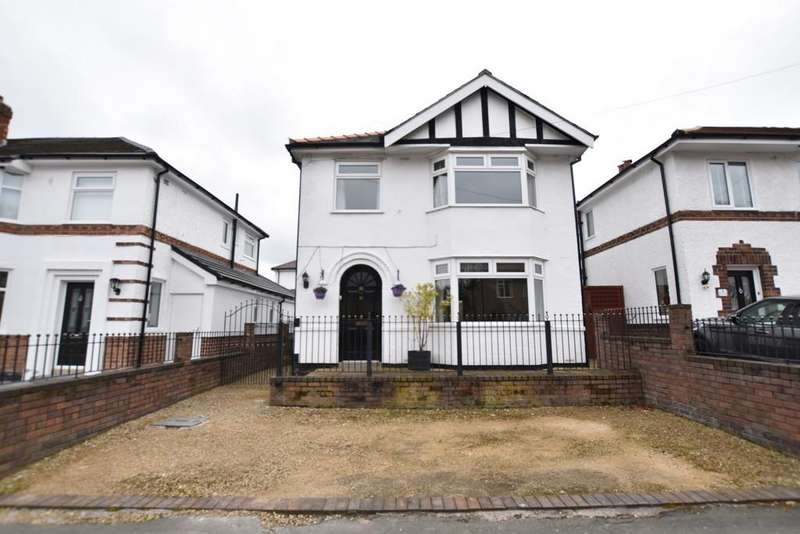 3 Bedrooms Detached House for sale in Woodlands Drive, Hoole