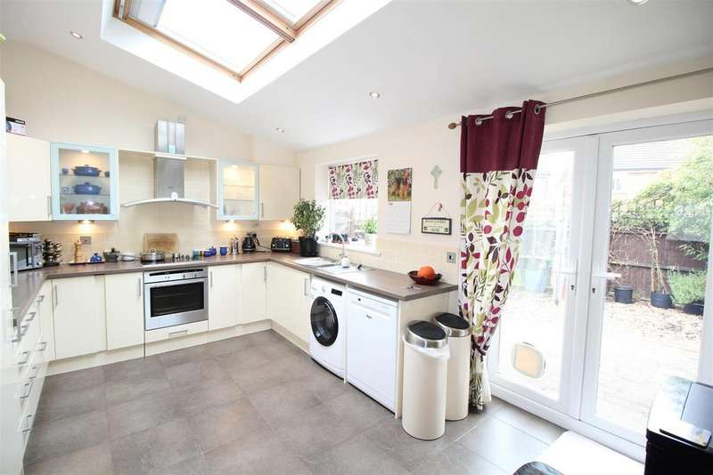 3 Bedrooms Terraced House for sale in Powis Close, Newport