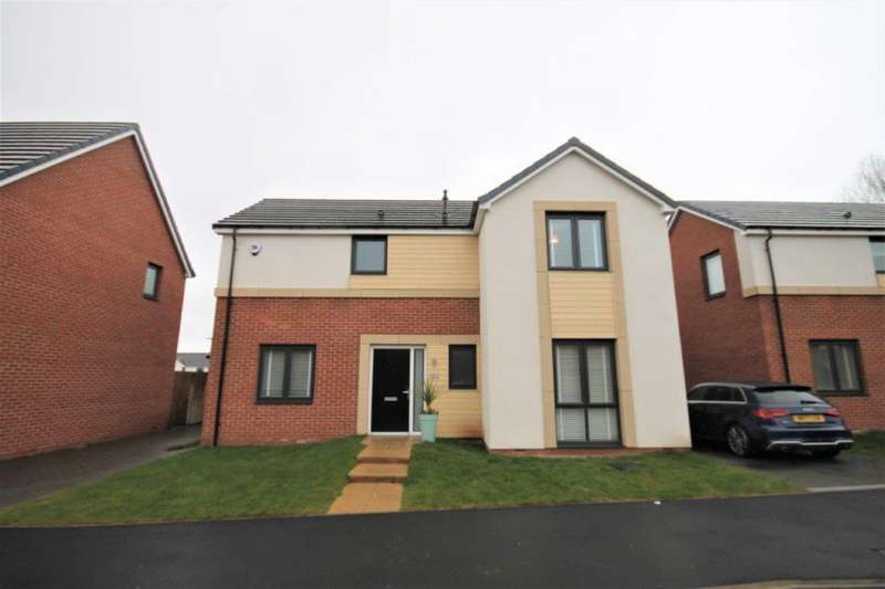 3 Bedrooms Detached House for sale in Stewart Park Avenue, Middlesbrough