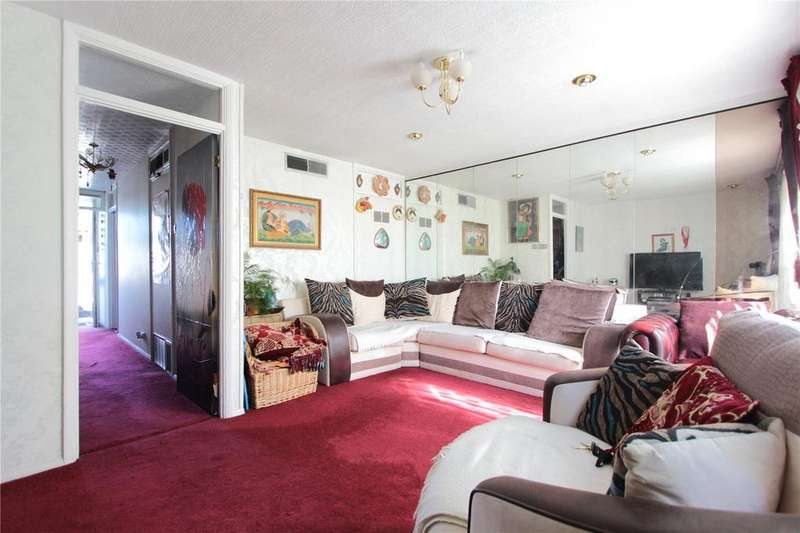 3 Bedrooms Terraced House for sale in Demeta Close, Wembley, HA9