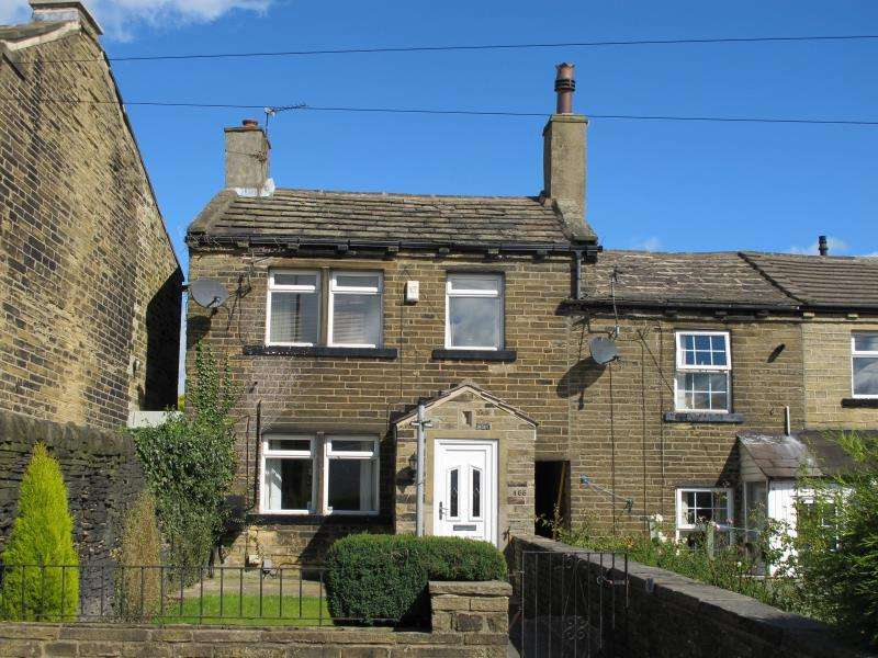 2 Bedrooms Cottage House for rent in ALLERTON ROAD, ALLERTON BD15 7DY