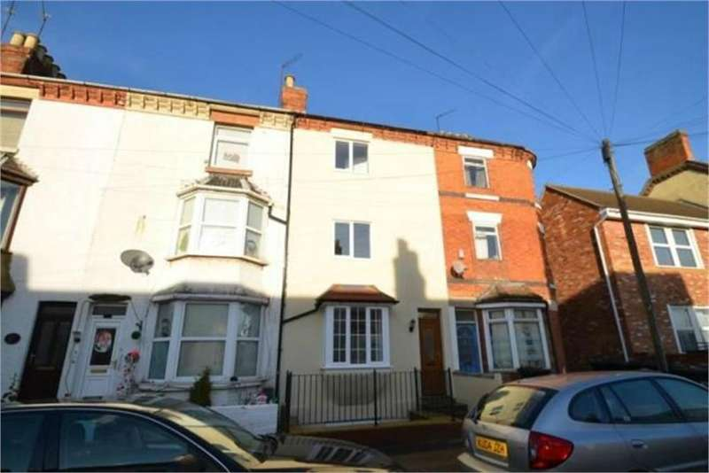 4 Bedrooms Terraced House for sale in Knox Road, Wellingborough, Northamptonshire