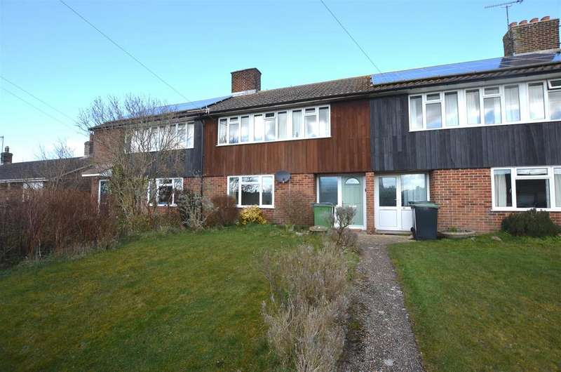 3 Bedrooms Terraced House for sale in Broadfields, Pewsey