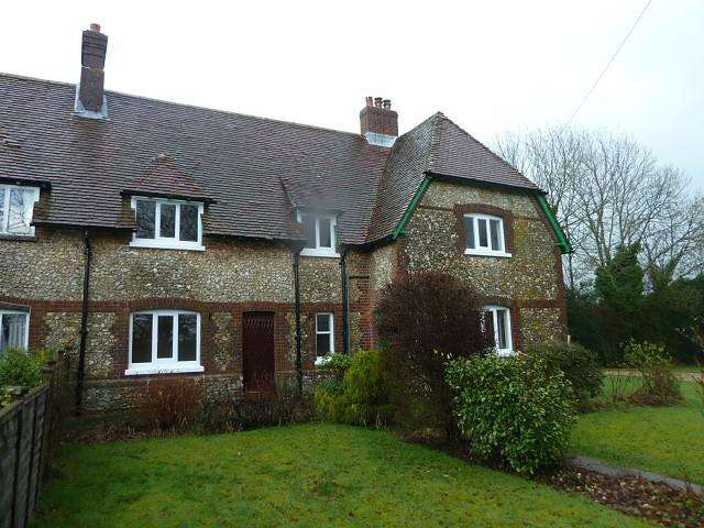 4 Bedrooms Semi Detached House for rent in Alexanders Cottages, Alexander Lane, Privett, Alton, GU34