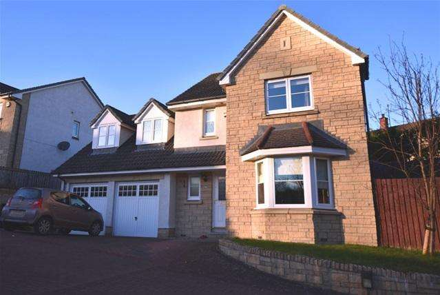 4 Bedrooms Detached House for sale in Cleeve Park, Perth